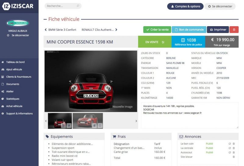 logiciel de gestion garage automobile